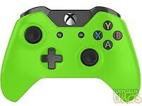 [GREEN] XBOX ONE WIRED CONTROLLER - LIMITED EDITION