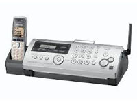 Panasonic Fax/Phone Machine
