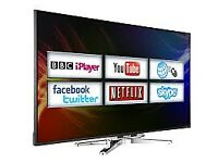"32"" Toshiba smart tv £120,price is negotiable and guaranteed."