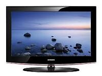 """Samsung 32"""" Widescreen HD Ready LCD TV with Freeview"""
