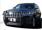 Jeep Grand Cherokee Brush Guard