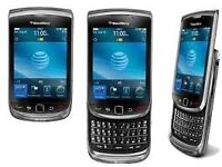 Blackberry Torch 9800 Unlocked in Good Working Condition