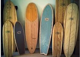Old school surfboards Berkeley Vale Wyong Area Preview
