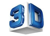 WANTED:  3D and 2D LOGO ANIMATOR