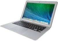 MacBook Air 13 inch 2014