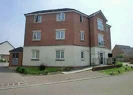 LET AGREED STC: 2 Bed Ground Floor Appartment Bryngwyn Village Gorseinon