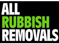 ♻️NO SKIP NEEDED♻️ waste removal, rubbish collection house flat garden rent tv builder