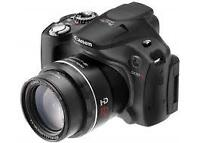 CANON SX30IS Zoom Camera (Bag and Charger Included)