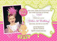 Custom Invitations: Perfect for Weddings, Birthday Parties, Even