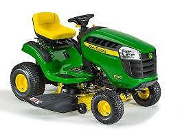 WANTED - lawn & garden tractors & other equipment for recycling