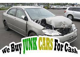 WE PAY MONEY FOR YOUR UNWANTED CAR TODAY Ruse Campbelltown Area Preview