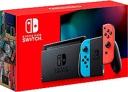 Like new Nintendo switch and 2 games