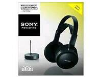 Sony MDR-811RK wireless headphones