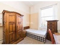 Large Single Room in Brixton