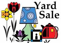 3 Family YARD SALE!!  Sept. 17  8am-3pm