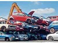 Scrap cars bought best prices paid guaranteed we will show u we only make £30 on your car