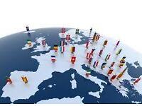6 german room brokers required | £400 - 600pw | Start next week | Paid training