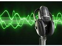 Radio presenters needed