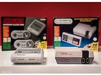 Better than snes mini. Retro multi consoles all in one. Over 5000 games with 2 pads