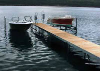 DOCK INSTALATIONS CALL NOW !!!!