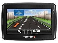 """TomTom Go Live 820 Sat Nav 4.3"""" LCD Touch Screen with UK/Ireland Map."""