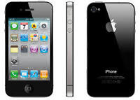 Mint Condition iPhone 4 (Rogers)-Black-16GB=$110