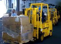 Immediate Openings for Forklift Operators in London, ON-$14/hr