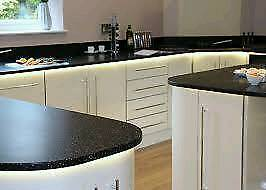Galaxy Mistral Worktop : 3 Meters long, 2 feet wide