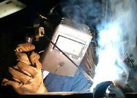 Custom Welding Services Available
