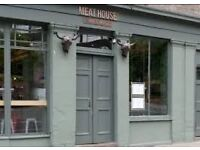 Meat House of Dundee looking for Chefs