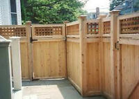 Renovations/Fences/Decks/Painting/ Demolition Services