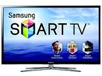 """60""""Samsung smart TV selling it for 550 ,need quick sale"""