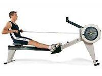 Concept II Model E rowing machine