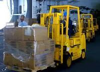 F/T - Forklift Operators Needed in London-starting at $13.80/hr