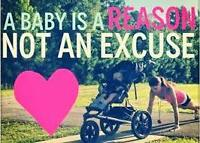 Mommy and Me Stroller Bootcamp