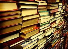 Books wanted-Job lot books- paying good prices