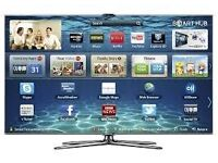 """50"""" Samsung smart TV selling it for 220 need quick sale, price is negotiable."""