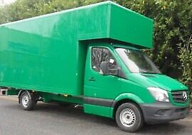 Local Man with van, 24/7 house removals/Storage movers, collections, furniture, Handyman, Clearance