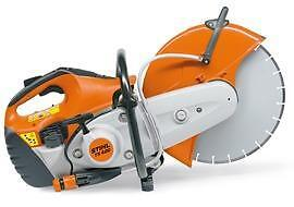 STIHL TS420 Cutquik Cutoff Saw WITH FREE Diamond Cutting Wheel