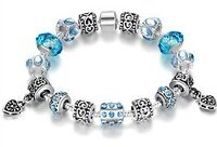 Elements with Murano beads Bracelet NEW 50% off