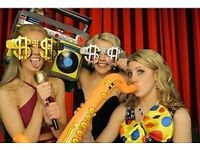 Photobooth and Candy Cart hire - Book in August and get FREE Green Screen option worth £50