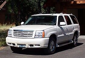 Looking for Cadillac Escalade any year any condition