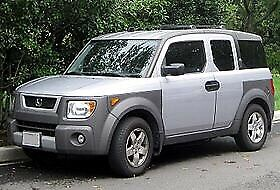 WANTED: Honda Element AWD