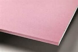 Fireline Plasterboard 1800x900x12.5mm 6x3 (Buy 10+ £5.20) DISCOUNT APPLIES TO COLLECTION ORDERS ONLY