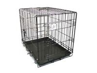 Dog crate - great condition, medium size