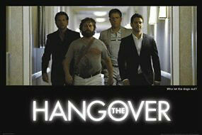 HANGOVER POSTERS - 3 TO CHOOSE FROM $6 EACH