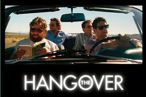 HANGOVER POSTERS - 3 TO CHOOSE FROM $6 EACH Windsor Region Ontario image 2
