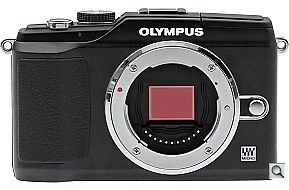 Olympus E-PL2 Digital camera with case