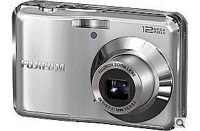 Fuji Finepix AV130 12 MP 3X Optical Zoom Water Resistant Camera