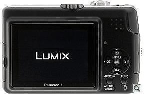 Panasonic Lumix DMC-LZ7 Camera.. in Box with accessories
